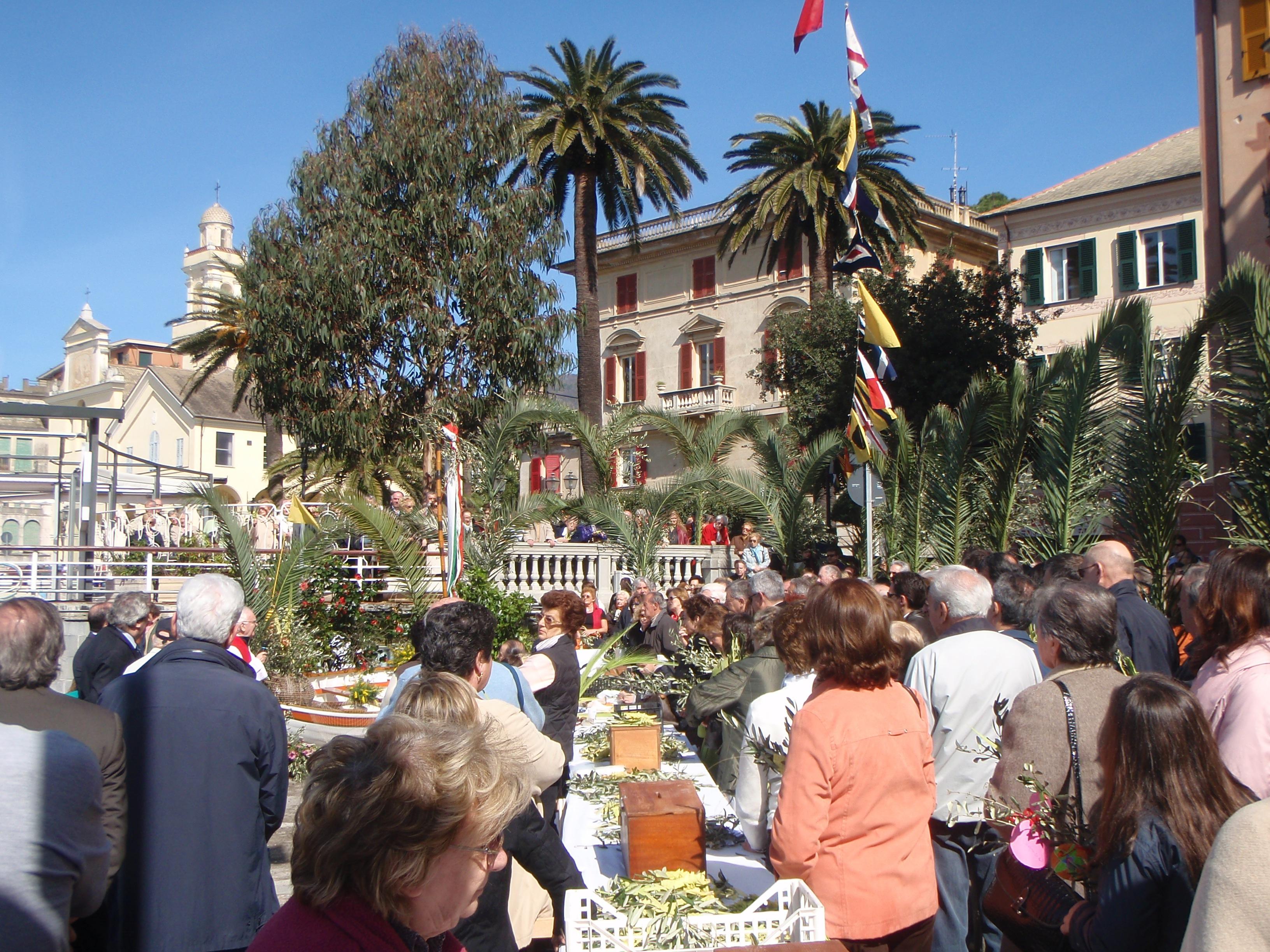Festa delle Palme alle Nagge