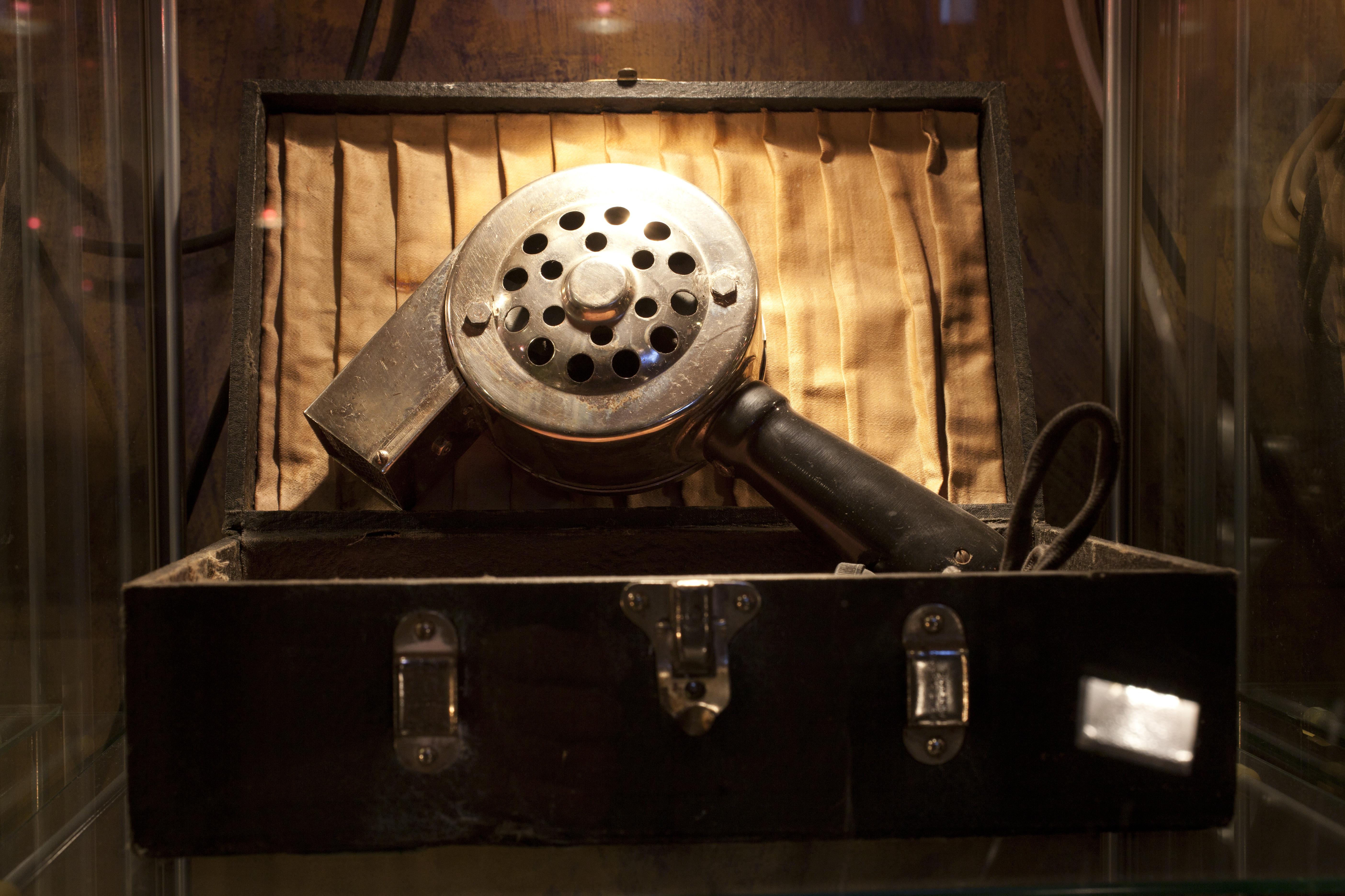 Museo del phon - esemplare