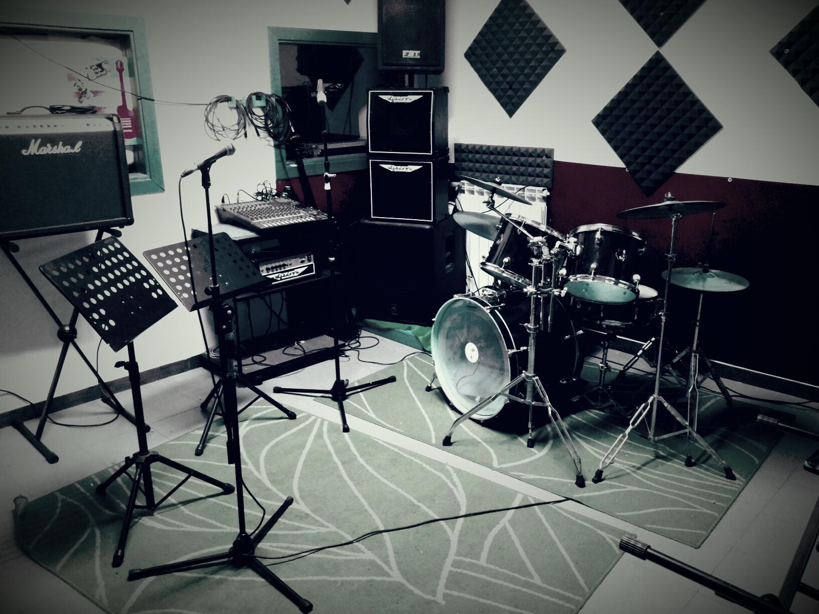 sala musica comunale
