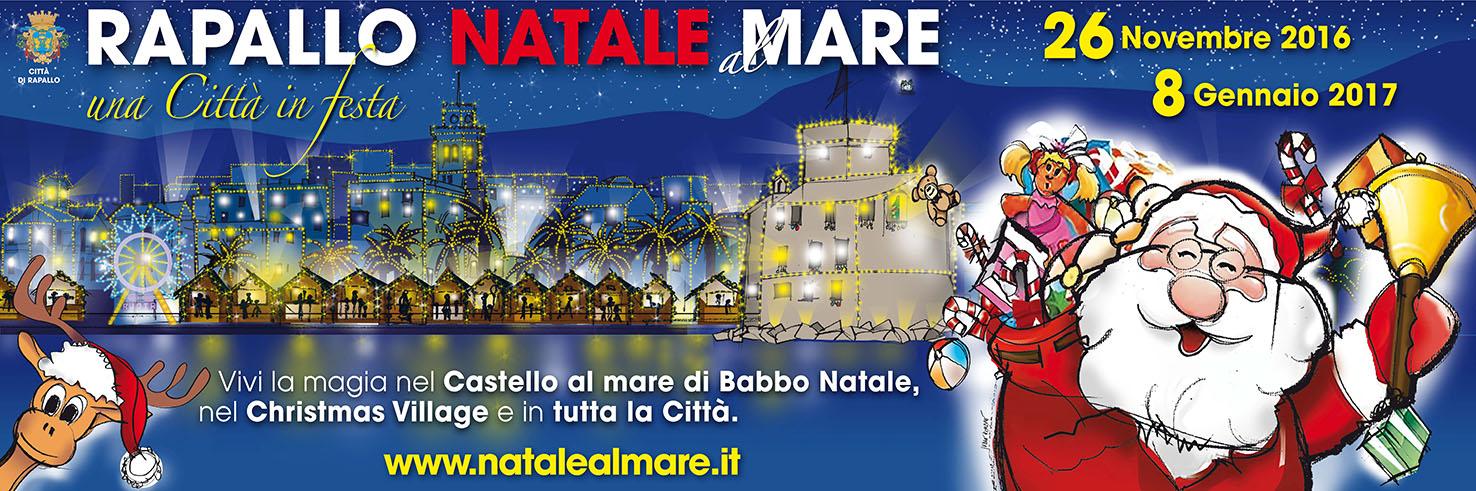 Manifesto Natale al Mare 2016