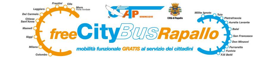 Free CityBus Rapallo