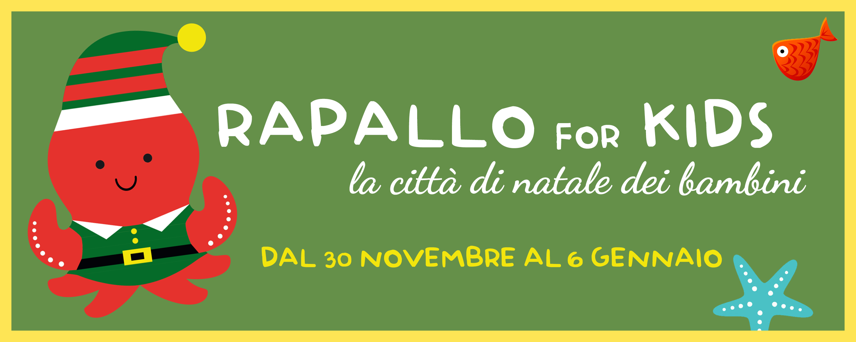 Banner Rapallo4Kids