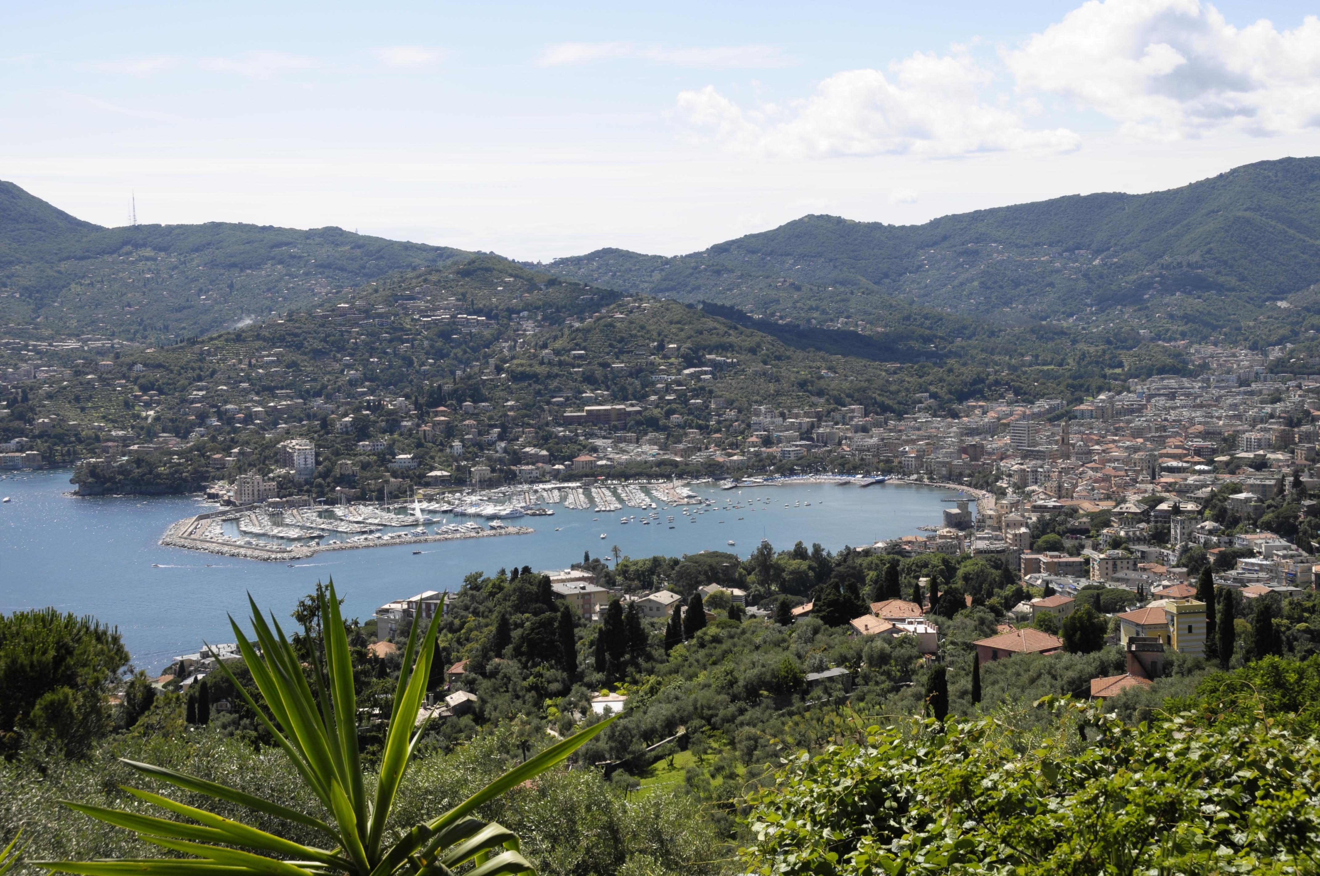 Panorama da Sant'Ambrogio