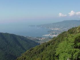 Panorama da Montallegro