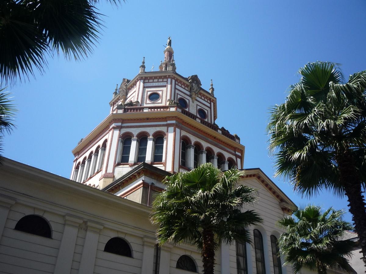 Cupola Basilica di Rapallo