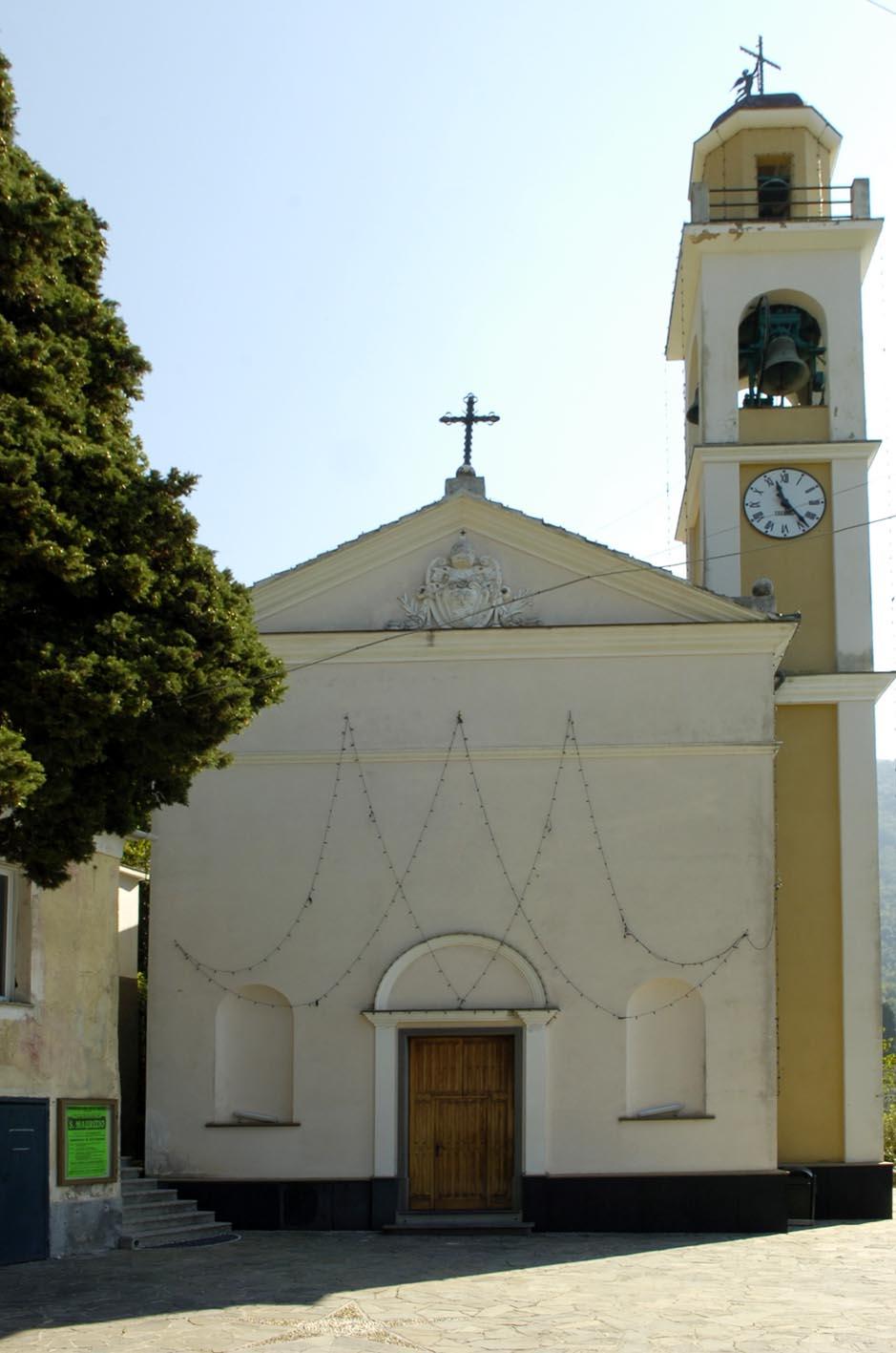 Chiesa S.Maurizio di Monti
