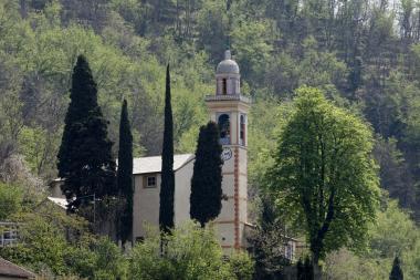 Chiesa S Quirico Rapallo