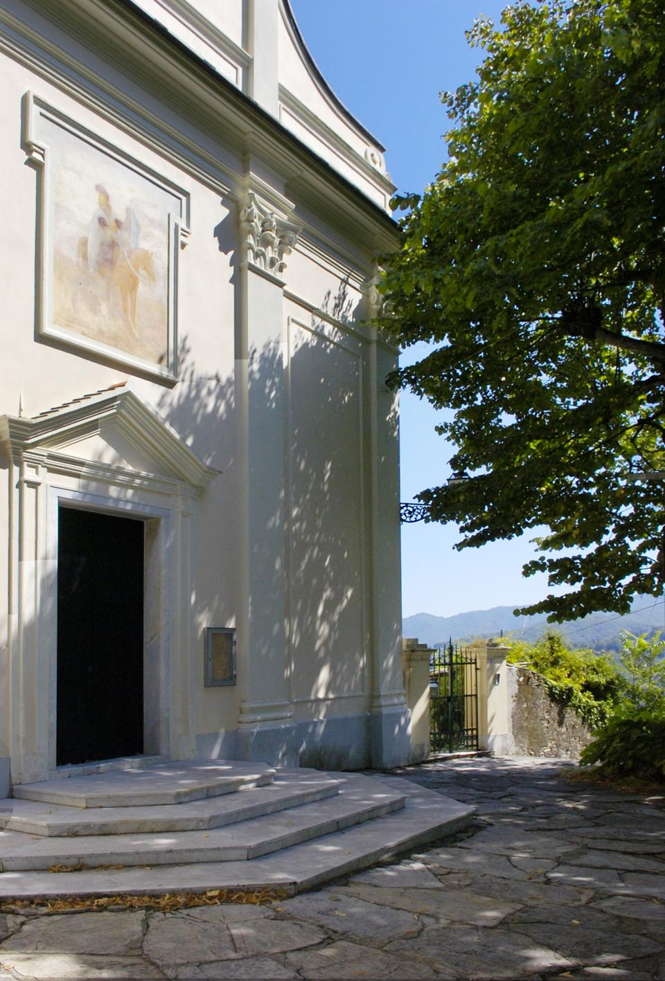 S. Martino di Noceto chiesa