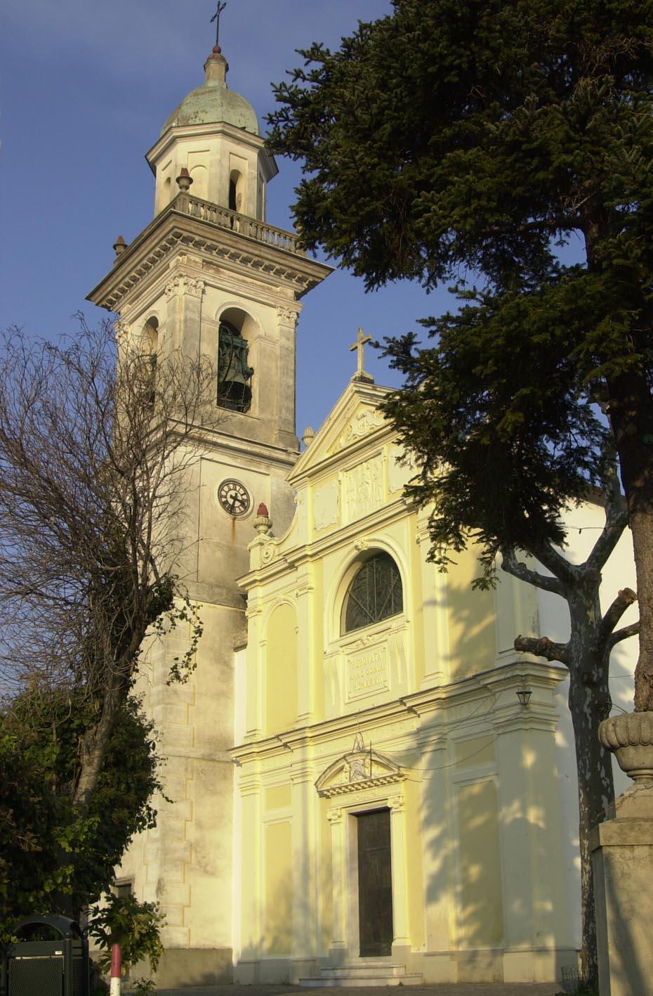 San Massimo chiesa