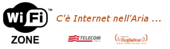 WiFi - Zone C è Internet nell'Aria