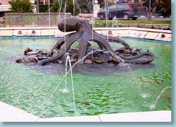 La Fontana del Polipo
