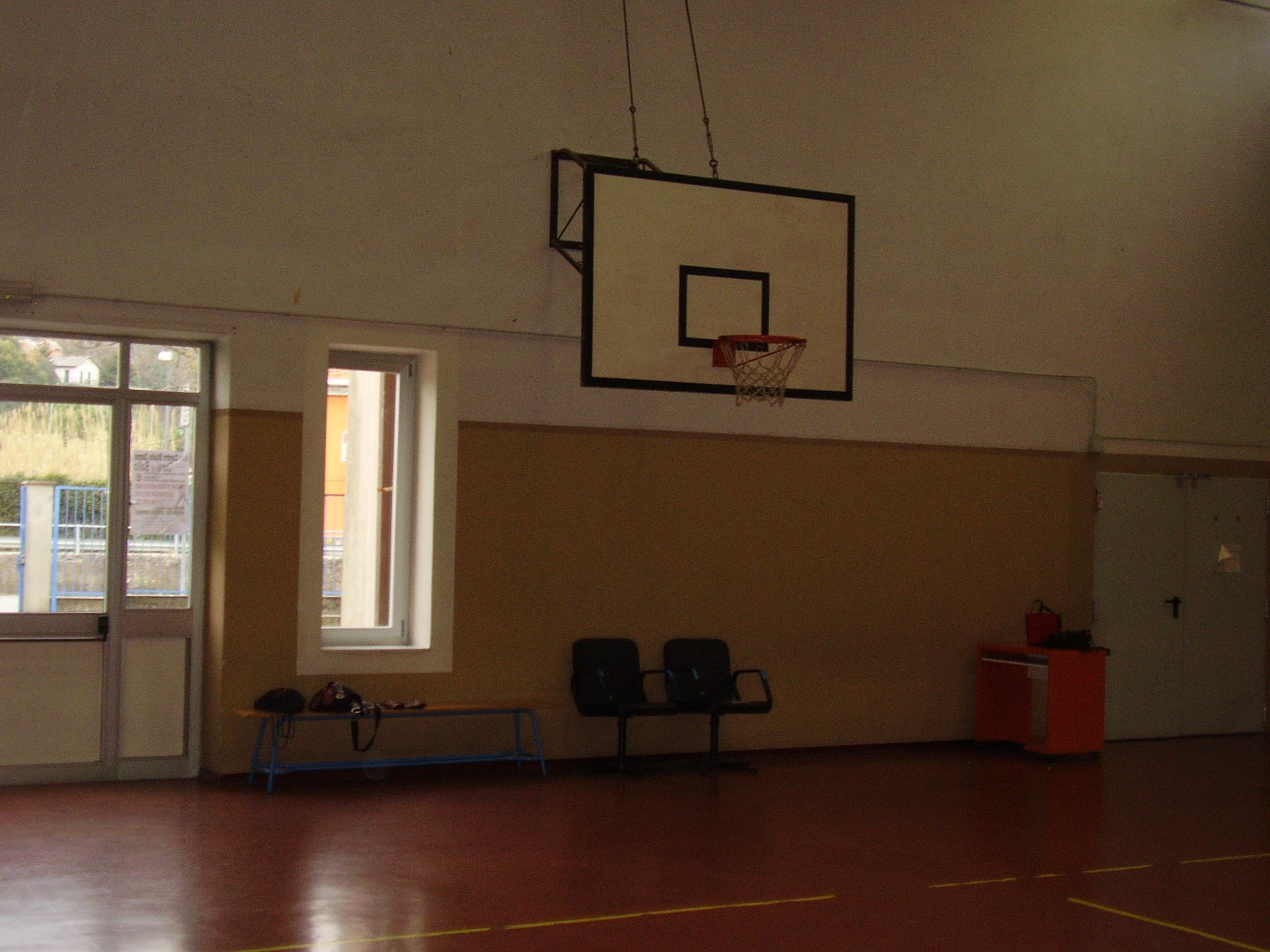 palestra scuola S. Anna