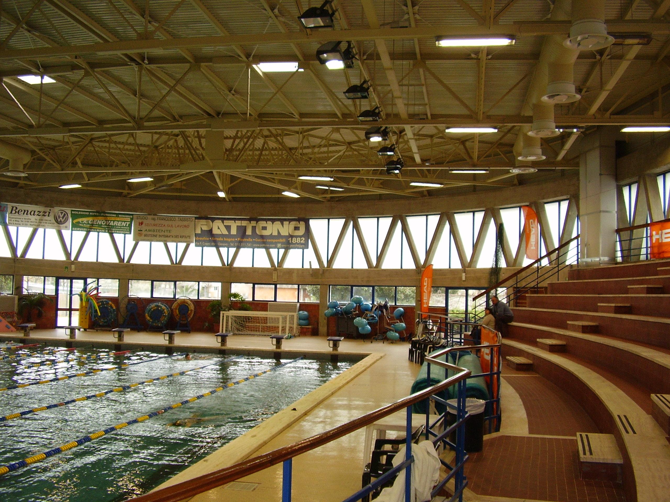 piscina comunale Loc. S. Pietro