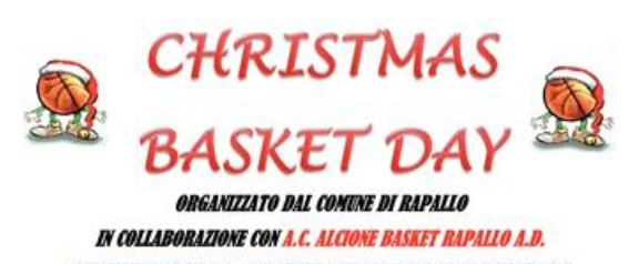 Christmas Basket Day
