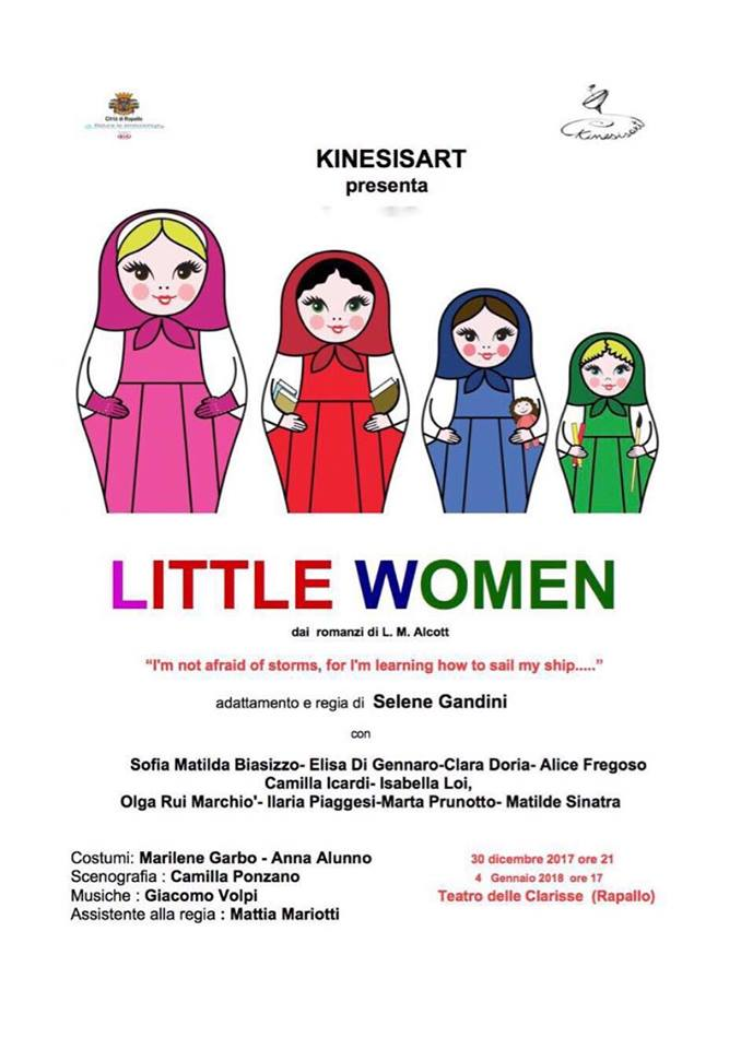 """LITTLE WOMEN"""