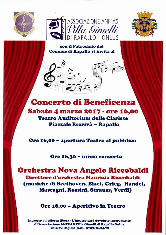 CONCERTO - ORCHESTRA NOVA ANGELO RICCOBALDI