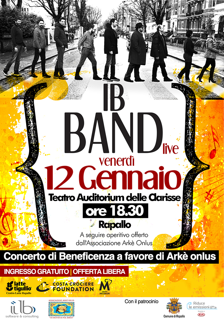 """IB BAND"" IN CONCERTO"