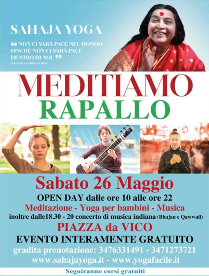 """MEDITIAMO RAPALLO"""
