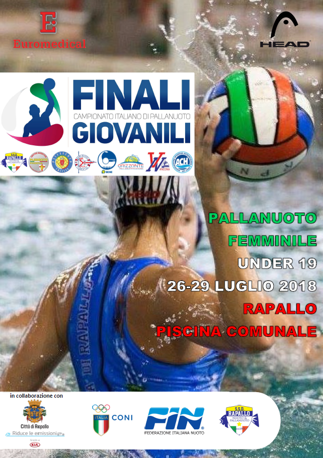 TORNEO PALLANUOTO UNDER 19