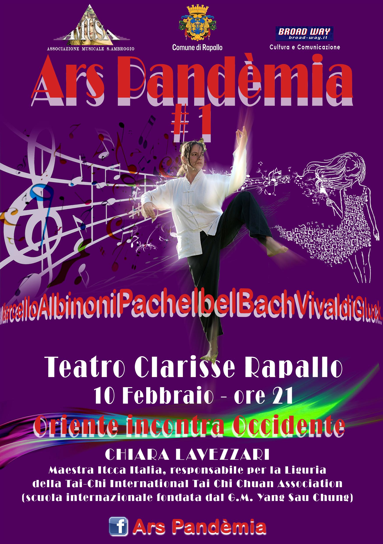 ARS PANDEMIA - I edizione