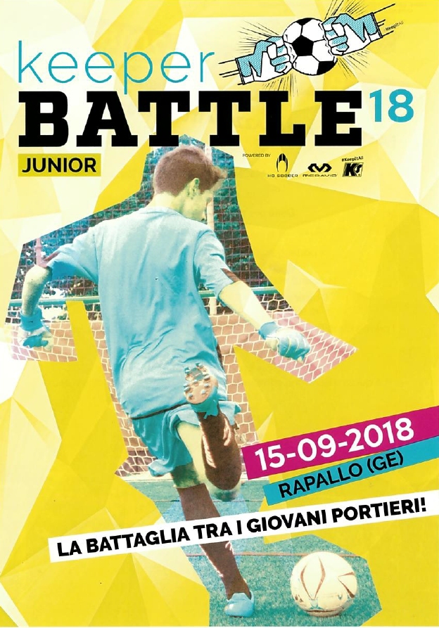 KEEPERBATTLE JUNIOR- La battaglia dei portierI