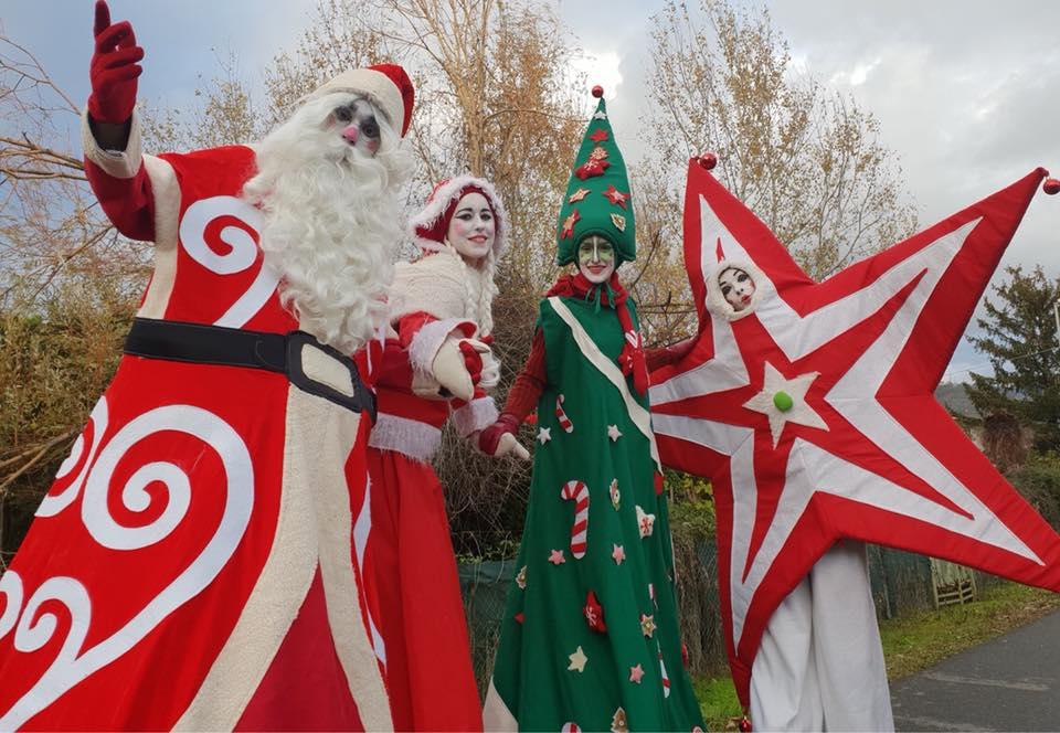 La grande parata di Natale