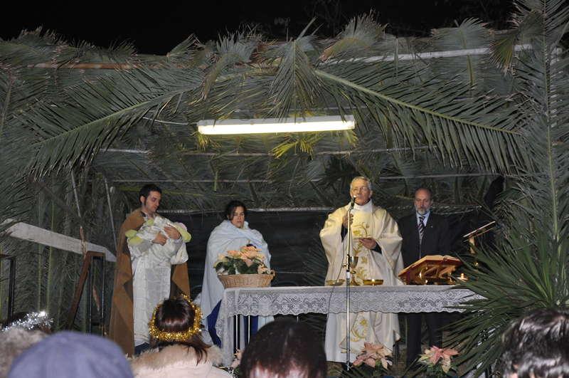 PRESEPE VIVENTE DI S.MARIA DEL CAMPO