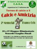 """Finali torneo di calcio a 5 """"Calcio e Amicizia"""""""