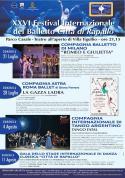 RAPALLODANZA - XXVI FESTIVAL INTERNAZIONALE DEL BALLETTO