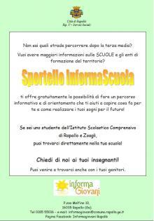 Sportello InformaScuola