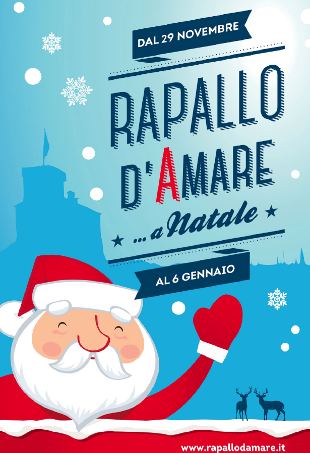 Rapallo d'Amare�at Christmas time