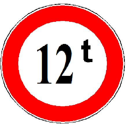 Modifiche alla viabilità veicolare sulla copertura del torrente San Francesco - Divieto di transito per veicoli aventi massa superiore alle 12 tonnellate nella Via Milite Ignoto, traversa interna ex s.p. 1 Aurelia.