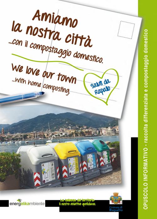 Amiamo la nostra città con il compostaggio domenstico