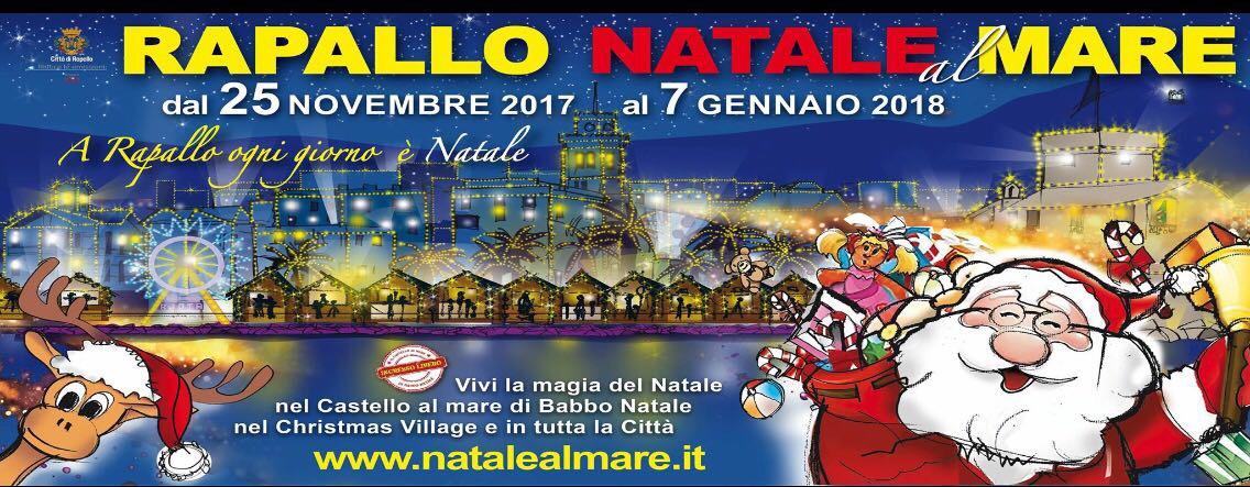 Natale al Mare dal 25 Novembre 2017 al 8 Gennaio 2018