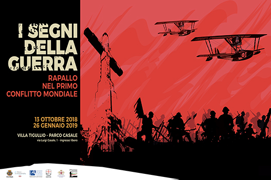 """Mostra """"I segni della guerra - Rapallo nel Primo Conflitto Mondiale"""""""