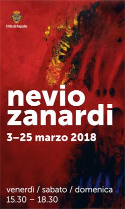 Nevio Zanardi - Mostra di pittura all'Antico Castello sul Mare