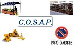 Avviso nuovi diritti segreteria/istruttori ufficio COSAP